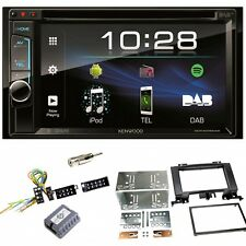 Kenwood ddx-4018dab radio digital kit de integracion para Mercedes Sprinter w906 Crafter