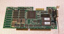 Epson / Paradise PVGA1A-JK 16-Bit ISA Video Card Epson Equity Card?