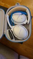 Bose QuietComfort 35 II Over the Ear Wireless Headphones - white