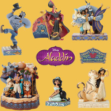 More details for range of disney traditions aladdin figurines brand new & boxed