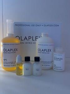 Olaplex No.1, No.2, No.3 15/30/30ml UK Genuine Product Damaged Hair Treatment