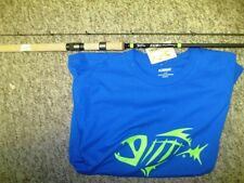 G Loomis E6X 1203-2S Stfr 10'0 Medium Light 2Pc Spin Float (Free Loomis T-Shirt)