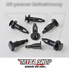 20x Stoßstangen Radhaus Kühlergrill Befestigungsclips für Toyota 5216120010 #NEU