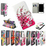 Flip PU Leather Skin Phone Protector Case Stand Wallet Cover For Apple iPhone