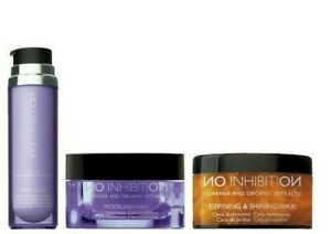 """NO INHIBITION """"Shine"""" FLUID GLOSS, MODELING WAX, or DEFINING WAX (Choose Yours)"""