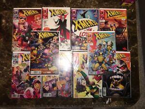 X-Men '92 #1-10 1st Print Complete Set 2016 NM