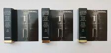 3 mini mascara le volume 3d révolution de Chanel 10 noir 3×1,5gr