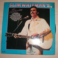 SLIM WHITMAN - 20 Greatest Love Songs (Vinyl Album)