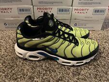 Nike Tn Air Max Plus Shoes Scream Green 852630-700 Men's 10.5