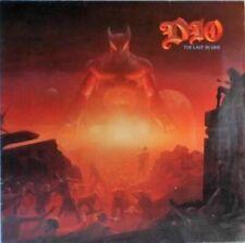 Dio ▪ The Last In Line (LP, vinyl EX+) | Album Original 1984