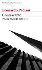 CONTRACANTO. Poesía reunida 1979 - 2011 by Leonardo Padrón (Spanish, Paperback)