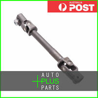 Fits NISSAN MICRA C+C - LOWER INTERMEDIATE STEERING SHAFT