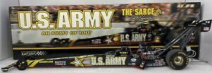 TONY SCHUMACHER 2003 U.S. ARMY 1/16 MILESTONE DIECAST TOP FUEL DRAGSTER 1/1,750