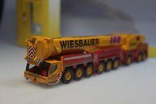 WSI Liebherr LTM 1750-9.1 Wiesbauer, Métal - 1/87