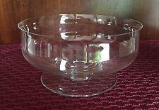 Riedel Fine Crystal Glass Bowl