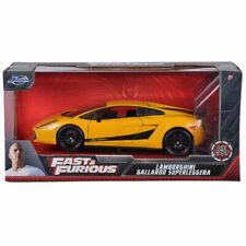 Jada Hollywood Rides Fast & Furious Lamborghini Gallardo 1:24 Diecast Model Car