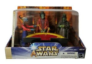 STAR WARS EPISODE II ATTACK OF THE CLONES GENOSIAN WAR CHAMBER 2 HASBRO