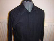 Camicie casual da uomo neri Ben Sherman