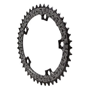 Race Face CX Narrow Wide chainring, 130BCD 44T - black