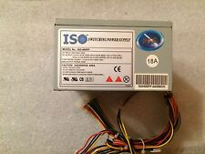 Alimentatore ISO ISO-400PP 300W ATX12V ATX 20+4 Pin Power Supply ISO400PP