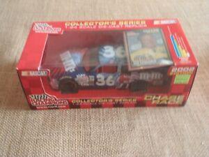 1/24 Die Cast Race Car Ken Schrader #36 M&M'S NASCAR July 4th Patriotic