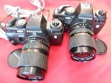 PRAKTICA ED System,  Fotokameras Praktica BXEDH und BXEDV Polizeikamera