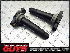 2014 BUELL EBR 1190RX 1190 RX 14 16 OEM IGNITION COILS SET STICKS SPARK PLUGS