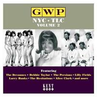 GWP NYC TLC VOLUME 2 Various Artists NEW & SEALED 60s SOUL R&B CD NORTHERN (KENT