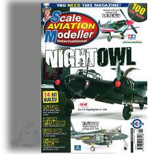 SCALE AVIATION MODELLER  VOL 22 ISSUE 11 NOVEMBER 2016
