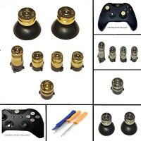 Replacement Bullet ABXY Buttons,Thumbs & Guide for Xbox One Controller Shell