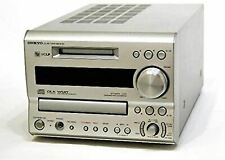 ONKYO FR-X9A CD MD Compact Disk Mini Disk Recorder Audio Deck Works DHL Japan