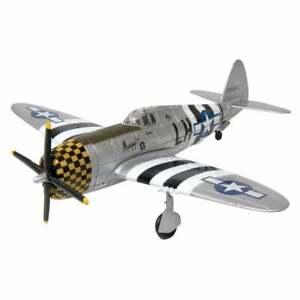 Motormax P-47 Thunerbolt Die Cast Model Aircraft - Scale 1:48