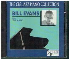 BILL EVANS - Volume 1 - The Album - CBS Jazz Piano Collection