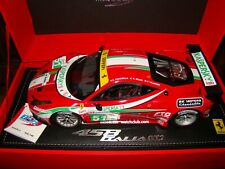 Ferrari 458 Italy Gt2 le Mans 2011 Bbr 1/18 #Limited Superb and Very