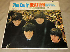 """The Beatles """"The Early Beatles"""" Album on Capital 1964 in """"Mono"""" VG++-NM"""