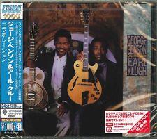 GEORGE BENSON & EARL KLUGH-COLLABORATION-JAPAN CD Ltd/Ed B63