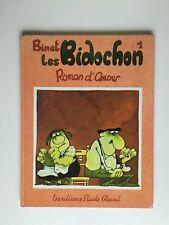 LES BIDOCHON ROMAN D AMOUR T 1 / BINET / BD 1988 / FLUIDE GLACIAL