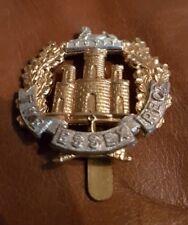 Original Essex Regiment Anodised Cap Badge bi metal?