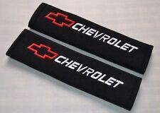 Car Seat Belt Shoulder  Covers Pads Cushion For CHEVROLET