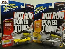 Johnny Lightning 1969 Chevy Camaro RS/SS Set o 2 2017 Muscle Cars USA R2 A&B 17G