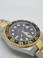 Rolex Oyster Perpetual GMT-Master II- Ref. 116713LN Stahl/Gold G-Serie aus 2010