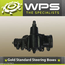 GOLD STANDARD JEEP WRANGLER TJ 1997-2003 RECONDITIONED STEERING BOX WITH DROPARM