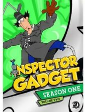 Inspector Gadget: Season 1, Vol. 2 [3 Discs] (2013, REGION 1 DVD New)