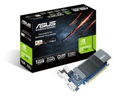 SCHEDA GRAFICA ASUS GT710 SILENT NVIDIA PCI-EXPRESS 1 GB RAM DDR5