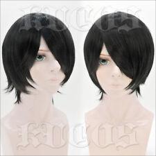 Boruto Naruto Next Generations Sasuke Uchiha Cosplay Adult Hair Wig Anime Sa