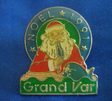 PINS GRAND VAR PERE NOEL 1991 SANTA CLAUS Weihnachtsmann