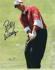 PGA Tour BOO WEEKLEY Signed Auto 8x10 Photo MASTERS COA