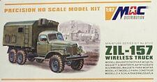 MAC 1/87 HO Zil-157 Wireless Soviet Military Truck 87012