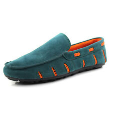 Men's F49 Suede Casual Slip On Loafer Shoe Sneakers Moccasins Driving Shoes