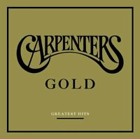 THE CARPENTERS GOLD GREATEST HITS CD ALBUM (Very Best Of)
